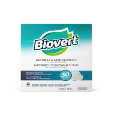 Biovert Automatic Dishwasher Tabs - All in One 30s | 776622011082