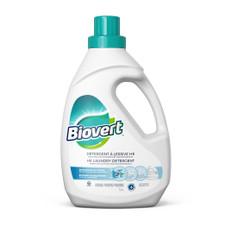 Biovert Laundry Detergent HE - Fragrance Free 1.4 L | 776622011006