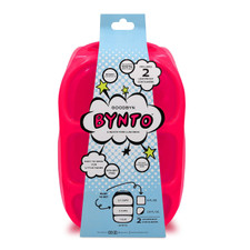 Goodbyn Bynto with Dipper Set - Neon Pink   855705005559