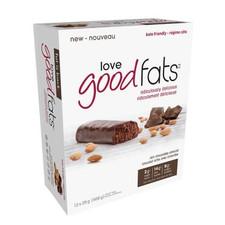 Love Good Fats Rich chocolatey almond snack bar 12x39g | 628055997092