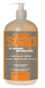 EO Products Everyone  3 in 1 Soap Citrus + Mint 946 ml | 636874220277