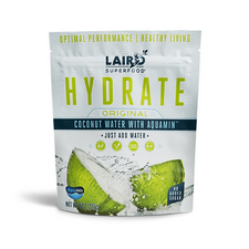 Laird Superfood Hydrate Coconut Water with Aquamin 227g - Original | 855694006575