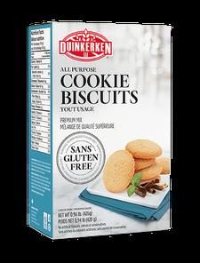 Duinkerken Foods Gluten Free All Purpose Cookie Mix 426g | 628305000046