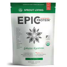 Sprout Living Epic Plant-Based Protein Green Kingdom 454g   700621007121