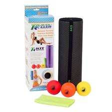 FitterFirst Travel Roller Kit - Black | 802009500662