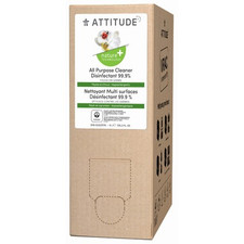 Attitude Nature+ All Purpose Disinfectant Spray Thyme & Citrus 4L | 626232809107