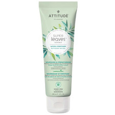 Attitude Super Leaves Natural Conditioner Nourishing & Strengthening Grape Seed & Olive Leaves 240 ml    626232111934