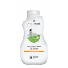 Attitude Nature+ Floor Surface Tile & Wood Cleaner Citrus Zest 1.04L   626232105100