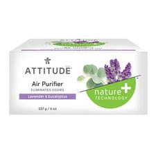 Attitude Nature+ Technology Air Purifier Lavender & Eucalyptus 227 g | 626232152289