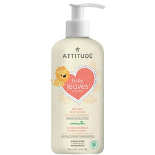 Attitude Baby Leaves Natural Body Lotion Pear Nectar 473 ml | 626232166224