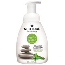 Attitude Foaming Hand Soap Green Apple & Basil 295 ml |  626232140040