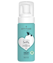 Attitude Blooming Belly Natural Foaming Face Cleanser 150 ml | 626232166101