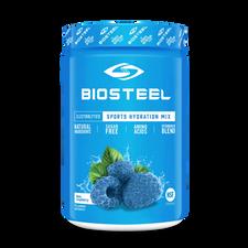 BioSteel Sports Hydration Mix Tub Blue Raspberry 315g | 883309564646