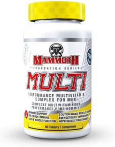 Mammoth Multi 60 Tablets   625486103368