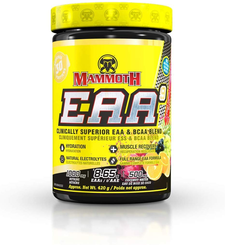 Mammoth EAA9 390g (30 Serve) - Fruit Punch Blast | 62586104297