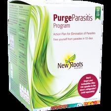 New Roots Herbal Purge Parasitis Program Kit 33-Day Program   628747511506