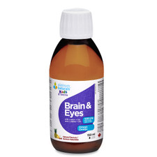 Platinum Naturals Kids & Teens Brain & Eyes with Lutein +D3 1550mg DHA & EPA - Natural Fruit Flavours 150mL | 773726032685