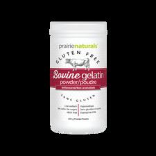 Prairie Naturals Gluten Free Bovine Gelatin Powder Unflavoured 250g | 067953006190
