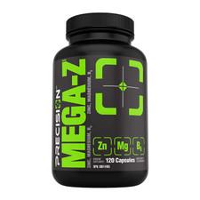 Precision Mega-Z with Zinc, Magnesium & B6 120 Capsules | 625486951310