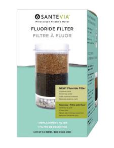 Santevia Fluoride Filter 1 Filter | 708574001255