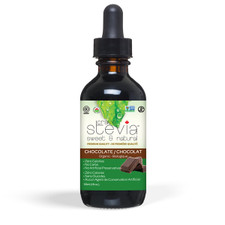 Crave Stevia Sweet & Natural Liquid Drops - Chocolate 30mL | 884063000050
