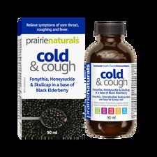Prairie Naturals Cold & Cough 90mL |