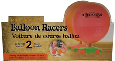 Relaxus Mini Desk Balloon Racers   30628949051108
