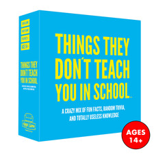 Hygge Games Things They Don't Teach You In School | 819940021019