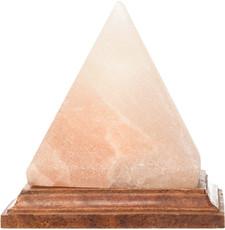 Lumiere de Sel Himalayan Crystal Salt Lamp Pyramid Shape 6-inch | 875405000692