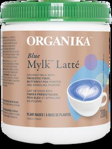 Organika Plant-Based Blue Mylk Latte Powder 200g | 620365039554