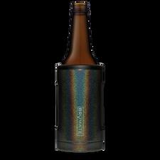 BrüMate Hopsulator BOTT'L 12oz Bottle - Glitter Charcoal | 748613304862
