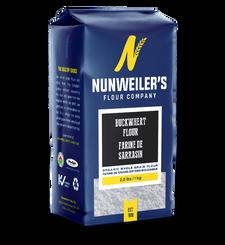 Nunweiler's Flour Company Organic Whole Grain Buckwheat Flour 1kg | 067785000441