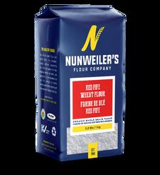 Nunweiler's Flour Company Organic Whole Grain Red Fife Wheat Flour 1kg | 067785000540