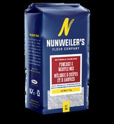 Nunweiler's Flour Company Buttermilk Pancake & Waffle Mix 1kg | 067785011041