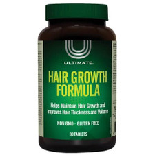 Ultimate Hair Growth Formula 30 Tablets | 851562003561