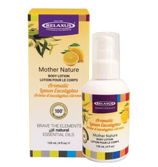 Relaxus Mother Nature Body Lotion 120 ml | UPC: 30628949054970 | SKU: REL-505496