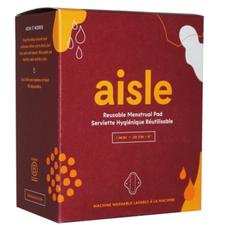 Aisle Mini Pad Reusable - 1 Pad | UPC: 625564170220