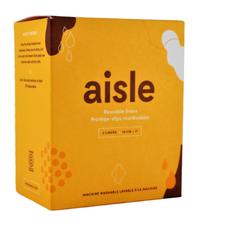 Aisle Liners Reusable - 2 Liners   UPC: 625564170121