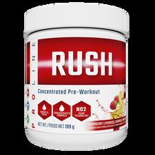 Pro Line Rush Pre-Workout 199 g Raspberry Lemonade | UPC: 700199003805