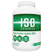 Pro Line ISO Advanced Natural Whey Protein Isolate 2 lbs Unflavored | 700199004055