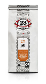 23 Degrees Roastery Mugshot Whole Bean Espresso Medium Dark | 627843108641