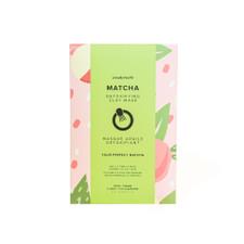 MaskerAide Matcha Detoxifying Clay Mask - Travel 3 Uses | 859107001454