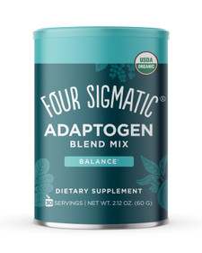 Four Sigmatic Adaptogen Blend Mix Balance with 10 Superfoods 30 Servings 60g | 816897020584