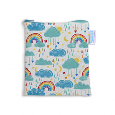 Thirsties Reusable Sandwich & Snack Bag - Rainbow | 840015705947