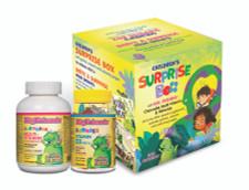 Natural Factors Children's Surprise Box with Big Friends Supplements   068958015545
