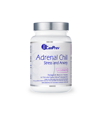CanPrev Adrenal Chill - Stress and Anxiety for Women 90 Veg Capsules | 195546 | 886646502234