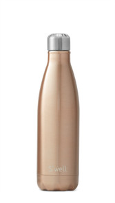 S'well Stainless Steel Water Bottle Pyrite 17 oz | 843461107129
