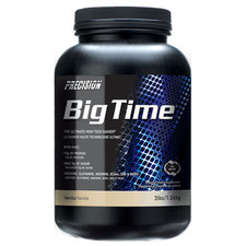 Expires January 2021 Clearance Precision Big Time Gainer 1.36kg Vanilla