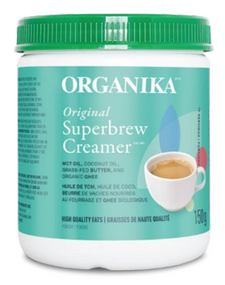 Organika Original Superbrew Creamer 150g | 620365030681