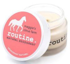 Routine Natural Deodorant - Maggie's Citrus Farm 58g | 627843241782